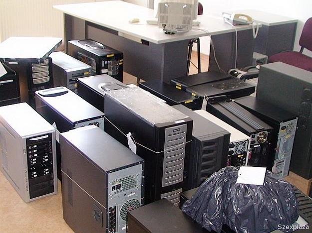 Torrentrazzia, lefoglalt szerverek, 500 TB adat