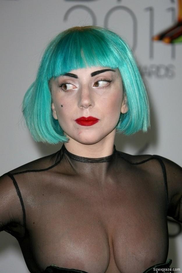 Lady Gaga mellet villantott