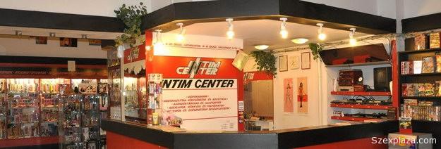 Intim Center Szexshop - Reklám