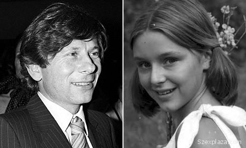 Polanski perverzkedett a tinilánnyal szex közben